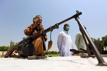 Талибы отреагировали на информацию о сговоре с Россией