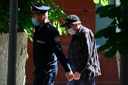 Собчак нашла объяснение заявлению Ефремова о невиновности в смертельном ДТП