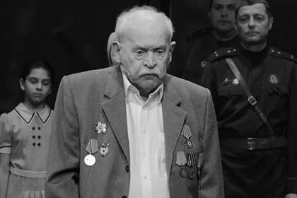 Умер народный артист России Александр Петров