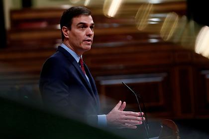 Испания приготовилась спасать экономику за счет ЕС