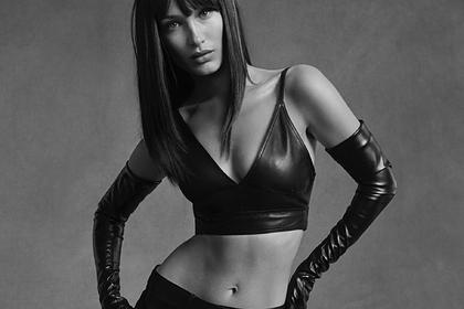 Самая красивая женщина в мире снялась в откровенной рекламе для люксового бренда