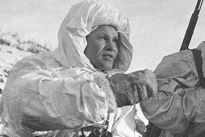 В США включили советского снайпера в пятерку лучших стрелков в истории