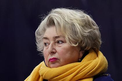 Тарасова обратилась с просьбой к Нурмагомедову
