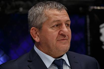 Глава UFC отреагировал на смерть Абдулманапа Нурмагомедова