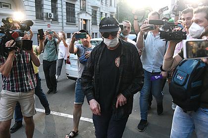 Следствие подтвердило нахождение Ефремова за рулем во время аварии