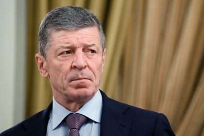 Россия заявила об отсутствии прорыва на переговорах по Донбассу из-за Украины