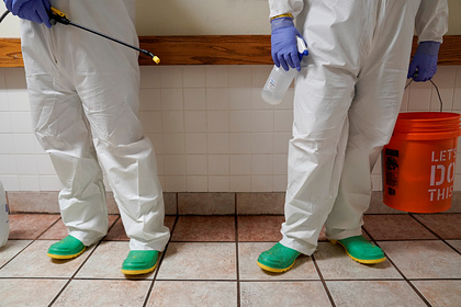 В США снова зафиксирован рекорд заражений коронавирусом