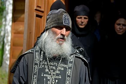 Схиигумен Сергий (Николай Романов)