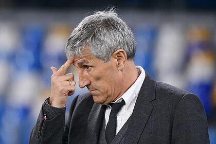 Тренер «Барселоны» отреагировал на информацию об утрате доверия футболистов