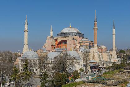 РПЦ отреагировала на право Турции превратить собор Святой Софии в мечеть