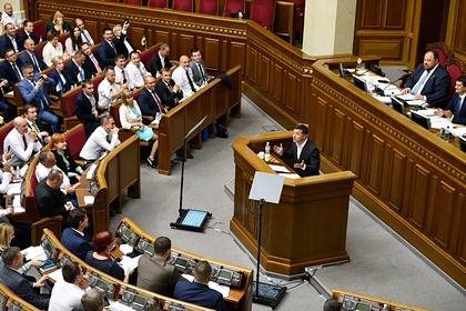 Зеленский раскритиковал требования России к Украине