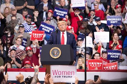Трамп пообещал сделать США лучшей страной после победы над коронавирусом