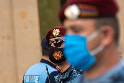 По факту смерти российского военного в Армении возбудили уголовное дело
