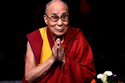 Далай-лама решил прожить до 113 лет