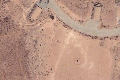 Авиабазу в Ливии с турецкими ЗРПК показали на фото со спутника