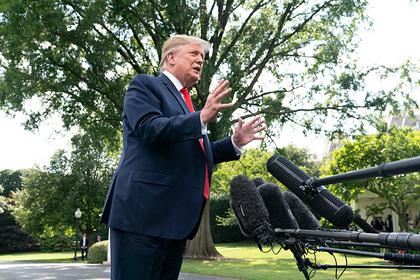 Трампа назвали безалаберным и сеющим рознь президентом
