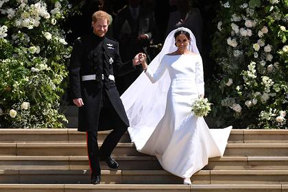 Меган Маркл оценила доход Великобритании от их свадьбы с принцем Гарри