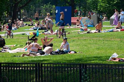 Россиян предупредили об аномально жаркой погоде