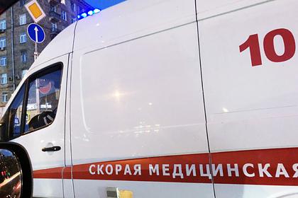 Четыре человека погибли при обрушении на стройке ТЦ в российском городе