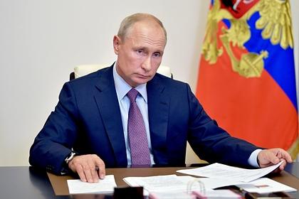 Путин объяснил правильность поправок к Конституции
