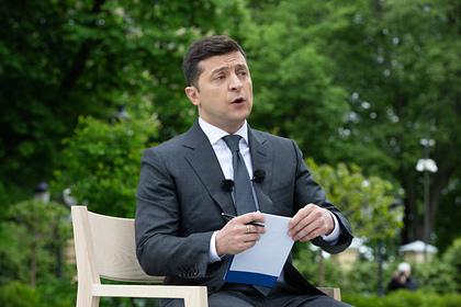 Зеленский отказался прощать «аннексировавших Крым» людей