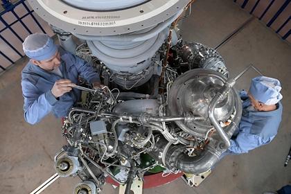 Названа опасность отказа США от российских двигателей РД-180