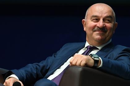Черчесов отреагировал на досрочное чемпионство «Зенита»