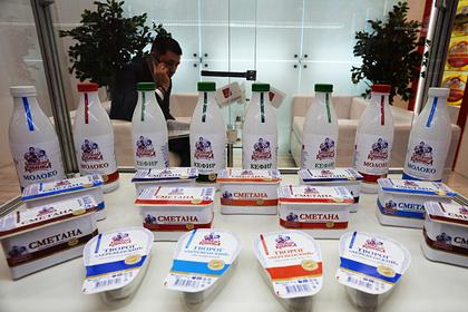Белоруссия захотела «зацепиться зубами» за российский рынок продуктов