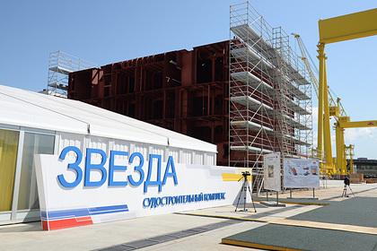На судоверфи «Звезда» заложен танкер «Нурсултан Назарбаев»