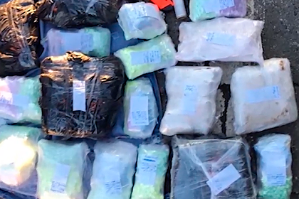 Оперативники ФСБ задержали курьеров с 55 килограммами «клубных наркотиков»