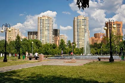 Определен самый дорогой тип московских квартир