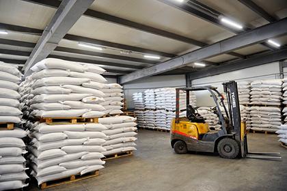 Российские власти высказались об ограничении экспорта продуктов