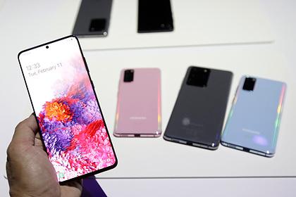 Обновление сломало зарядку флагманов Samsung