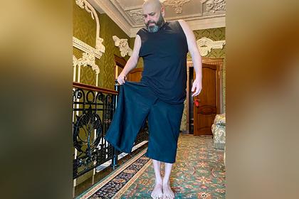 Диетолог предрекла сбросившему 100 килограммов Фадееву проблемы со здоровьем