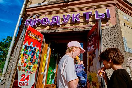 Россиянам предложили забыть о дефиците продуктов