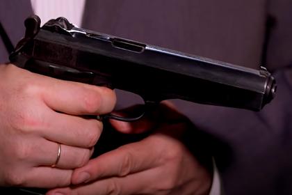 Автоматический пистолет Калашникова показали на видео