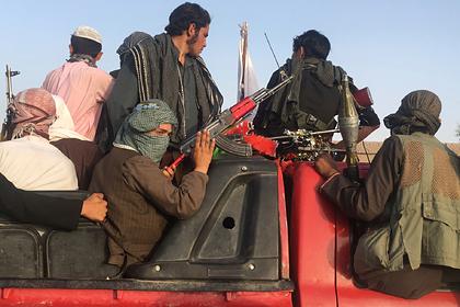 Талибы решили расследовать информацию США о сговоре с Россией