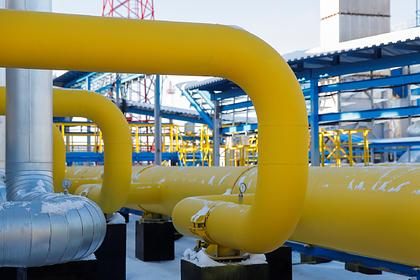 Российский газ оказался самым дешевым для Китая