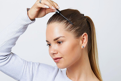 Женщина начала торговать тушью для волос и разбогатела за полдня