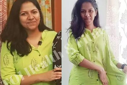 Женщина сбросила 21 килограмм и раскрыла секрет похудения без спортзала