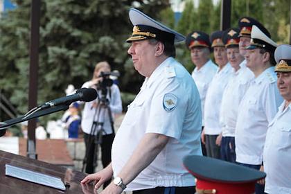 Путин отправил в отставку генерала МВД