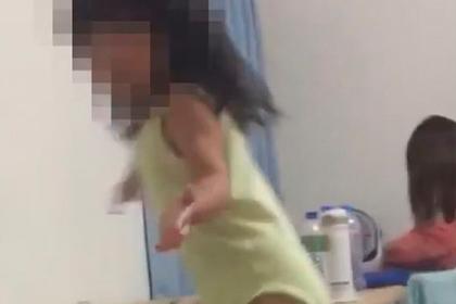 Отец заметил на видео с дочерью «жуткую безликую фигуру» и испугался