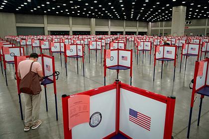 Верховный суд США изменил правила президентских выборов