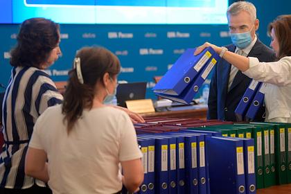 В ЦИК заявили о зарубежном давлении во время голосования по поправкам