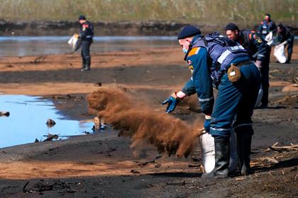 Росприроднадзор оценил ущерб от разлива топлива в Норильске