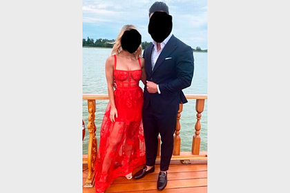 Гостья свадьбы в чересчур вызывающем наряде вызвала споры в сети