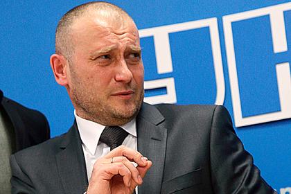 Ярош пригрозил «перестрелять» выступающих за прекращение войны в Донбассе