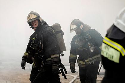 В Подмосковье взорвался газ в жилом доме
