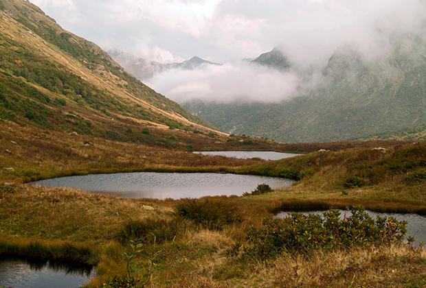 Речная долина Дзитаку
