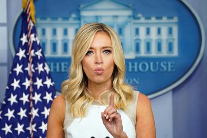 Белый дом оправдал слова Трампа о «безвредных» случаях коронавируса